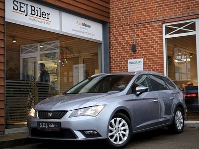 brugt Seat Leon ST 1,6 TDi Style eco 110HK 5d