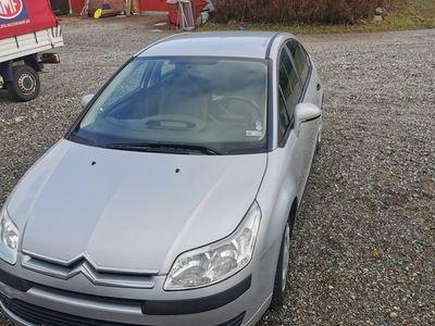 brugt Citroën C4 1,6 HDI