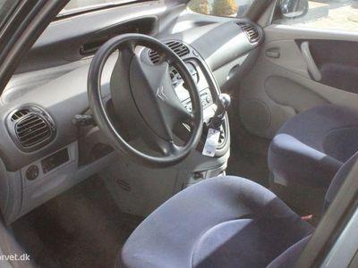 brugt Citroën Xsara Picasso 1,6 i 16V Advance 110HK