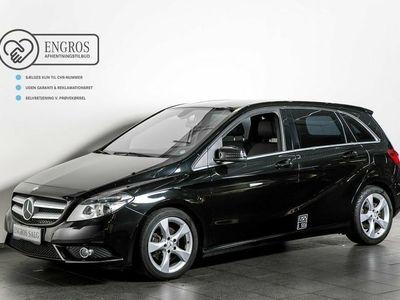 brugt Mercedes B200 1,8 CDi Business aut. Van
