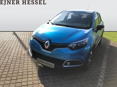 brugt Renault Captur 0,9 Energy TCe Expression Navi Style 90HK 5d