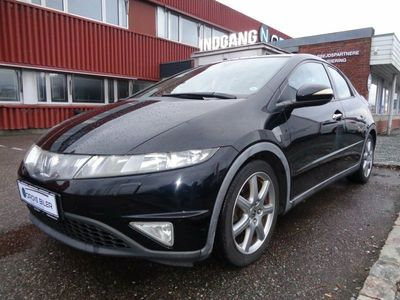 used Honda Civic 1,8 Sport