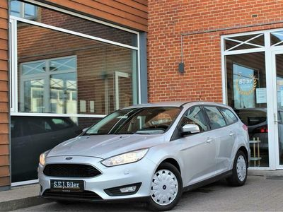 brugt Ford Focus 1,5 TDCi Business 105HK Stc 6g A++
