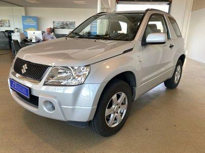 brugt Suzuki Grand Vitara 1,6 GLS