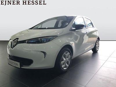 brugt Renault Zoe el EL Life 88HK 5d Aut.