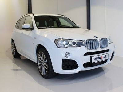 brugt BMW X3 3,0 xDrive35d M-Sport aut.