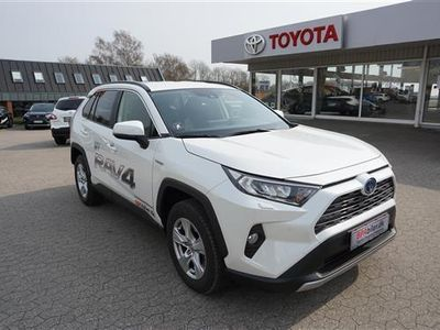 brugt Toyota RAV4 2,5 Hybrid H3 218HK 5d