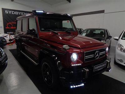 brugt Mercedes G350 d 3,0 Bluetec 4-Matic 7G-Tronic Plus 211HK 7g Aut.