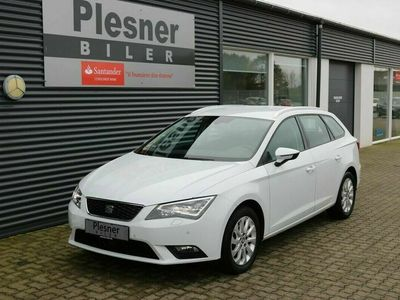 brugt Seat Leon ST 2,0 TDi 150 Style DSG eco