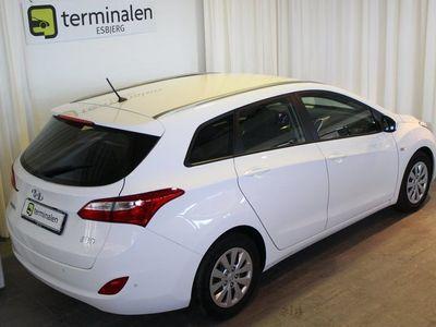 brugt Hyundai i30 CRDi 110 Life+ CW DCT