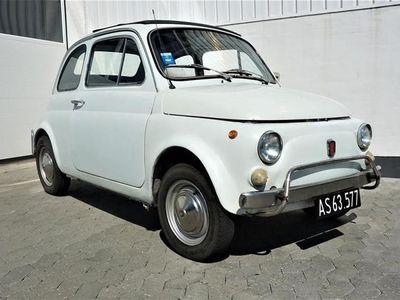 brugt Fiat 500 0,5 L 17HK 2d