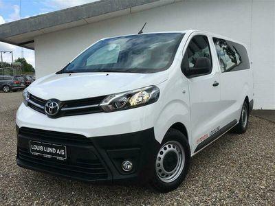 brugt Toyota Verso ProaceLong 1,5 D Combi m/bagklap 120HK 6g
