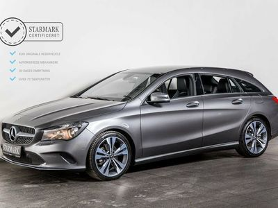 second-hand Mercedes CLA200 d 2,2 Urban SB aut.