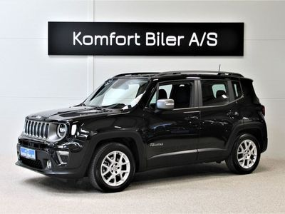 brugt Jeep Renegade T 150 Limited DCT 1,3