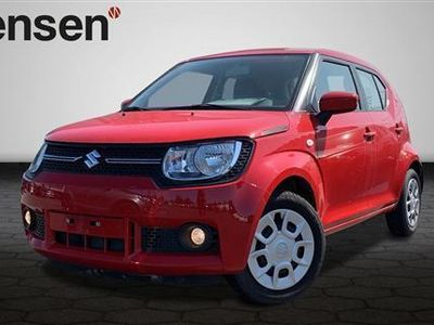 gebraucht Suzuki Ignis 1,2 Dualjet 16V Club 90HK 5d