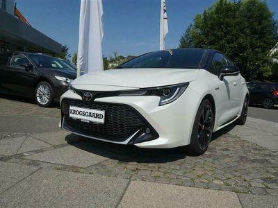 brugt Toyota Corolla 20 Hybrid H3 GR Sport E-CVT 184HK 5d 6g Aut.