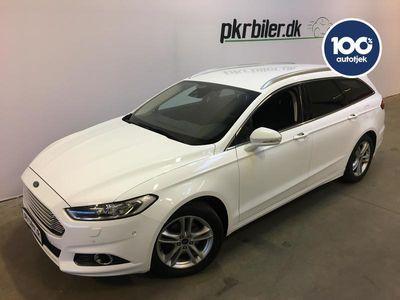 usado Ford Mondeo 2,0 TDCi Titanium 180HK st.car aut
