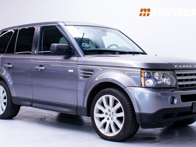 brugt Land Rover Range Rover Sport 4.2 Supercharged