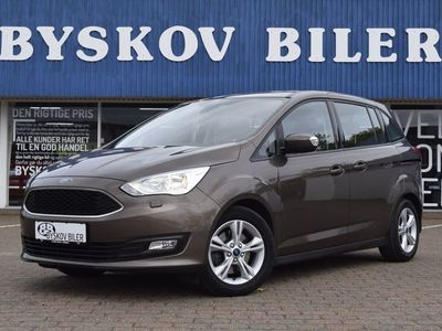 brugt Ford Grand C-Max 1,5 TDCi 120 Business 7prs