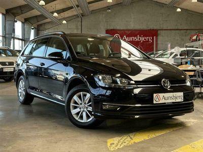 brugt VW Golf Variant 1,4 TSI BMT Comfortline 125HK Stc 6g