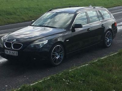 brugt BMW 530 530 3,0 Stcar d