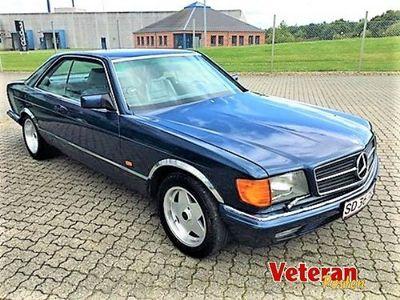 gebraucht Mercedes 500 Mercedes-Benz 500sec