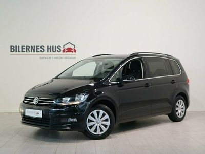 usado VW Touran 1,6 TDi 115 Comfort Connect DSG 7p