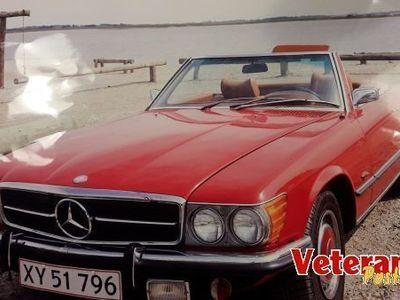 brugt Mercedes SL450 Mercedes-Benz 450 sl