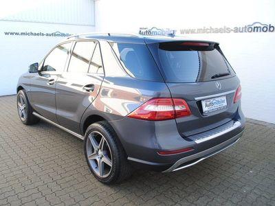 brugt Mercedes ML250 2,2 BlueTEC aut. 4-M Van