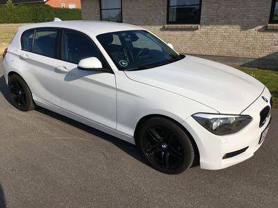 brugt BMW 116 1-Serie d ED 5-dørsEfficient Dynamics