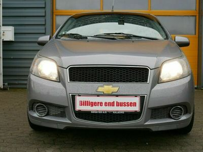brugt Chevrolet Aveo 1,2 Lux