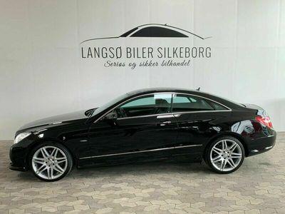 brugt Mercedes E350 5 CGi Elegance Coupé aut. BE