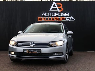 brugt VW Passat 1,6 TDi 120 BlueMotion Variant
