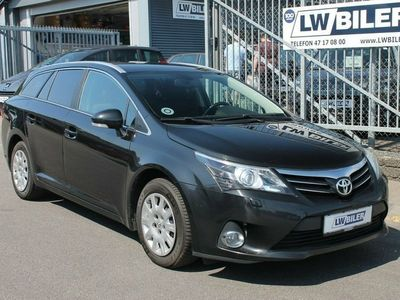 usata Toyota Avensis 2,0 D-4D T2 Touch stc.