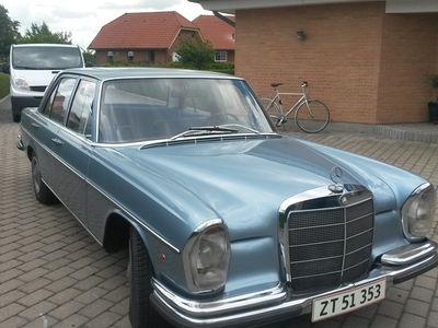 brugt Mercedes S280 S Klasse (W108/109)