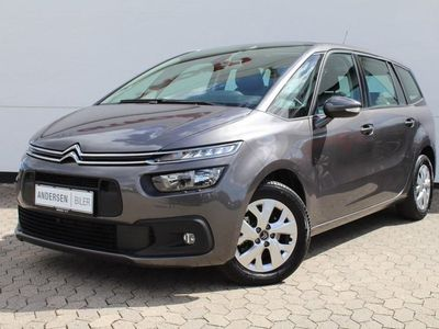 usado Citroën Grand C4 Picasso 1,6 Blue HDi Intensive start/stop 120HK 6g