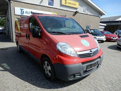 used Opel Vivaro 2,0 CDTi 90 Van Edition L2H1 eco