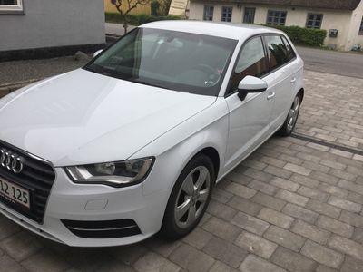 brugt Audi A3 Sportback 1.8 180 HK Ambiente