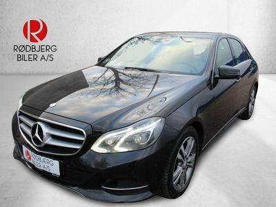brugt Mercedes E250 2 BlueTEC aut.