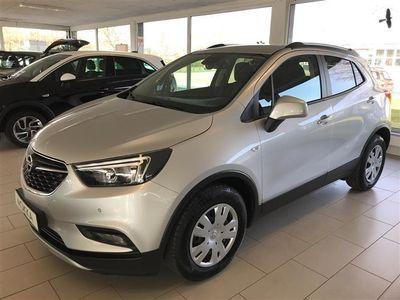 brugt Opel Mokka X 1,4 T Impress Start/Stop 140HK 5d 6g