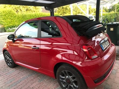 brugt Fiat 500C 0.9 80