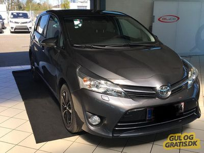 brugt Toyota Verso Premium 7 personers
