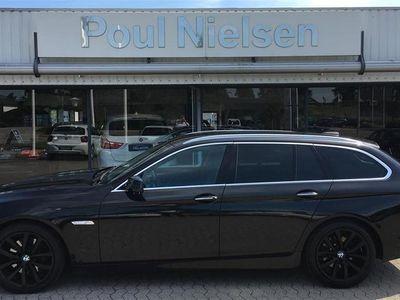 brugt BMW 530 d Touring 3,0 D 245HK Van 8g Aut.