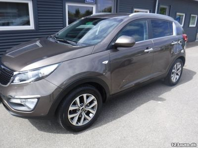 brugt Kia Sportage 1,6 GDi Style Limited 5d