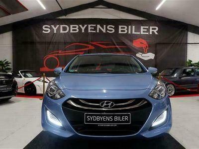 brugt Hyundai i30 1,6 GDI Comfort 135HK 5d 6g