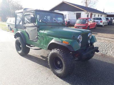 brugt Jeep CJ 5 304 cui V8