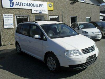 brugt VW Touran 1,9 TDi 105 Trendline Van