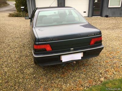 brugt Peugeot 405 2,0 GTX