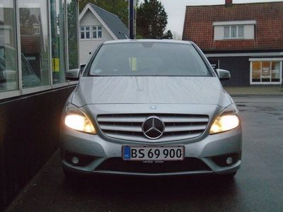 brugt Mercedes B180 1,8 CDi aut. BE