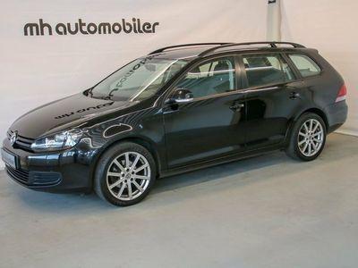 used VW Golf VI 1,6 TDi 105 Trendl. Vari. DSG BMT